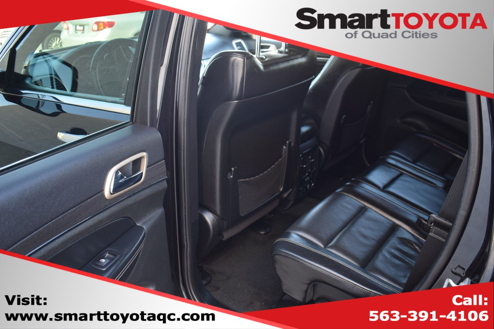 Pre-Owned 2015 Jeep Grand Cherokee Limited