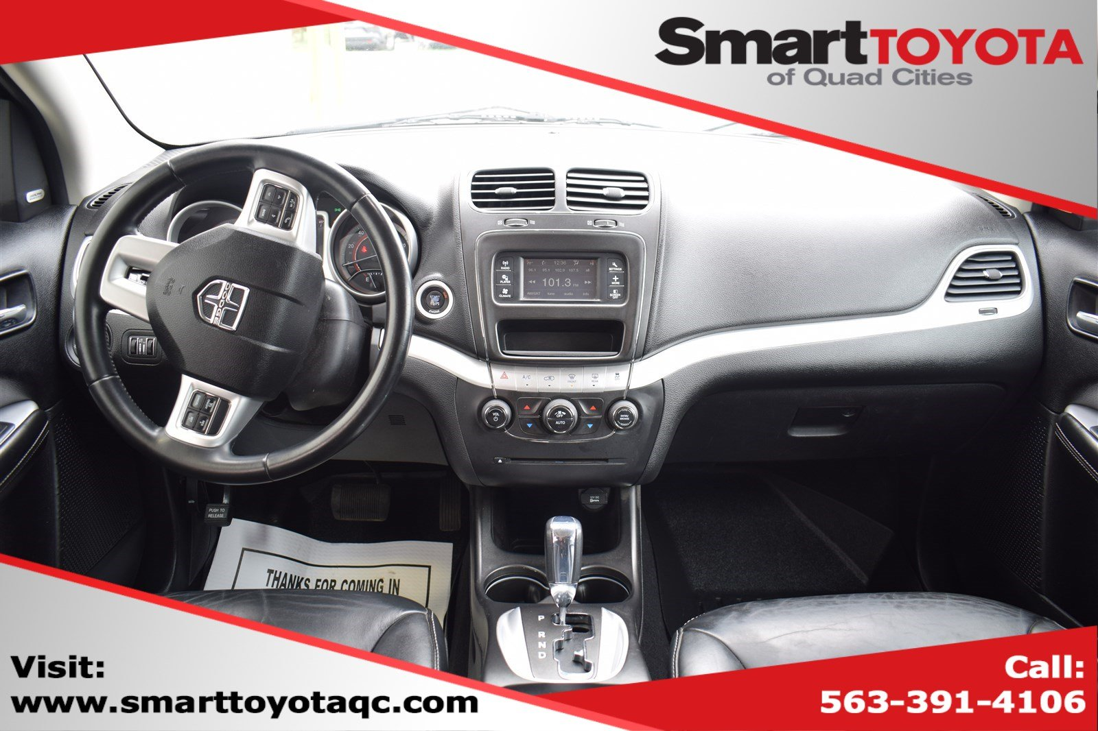Pre-Owned 2012 Dodge Journey Crew