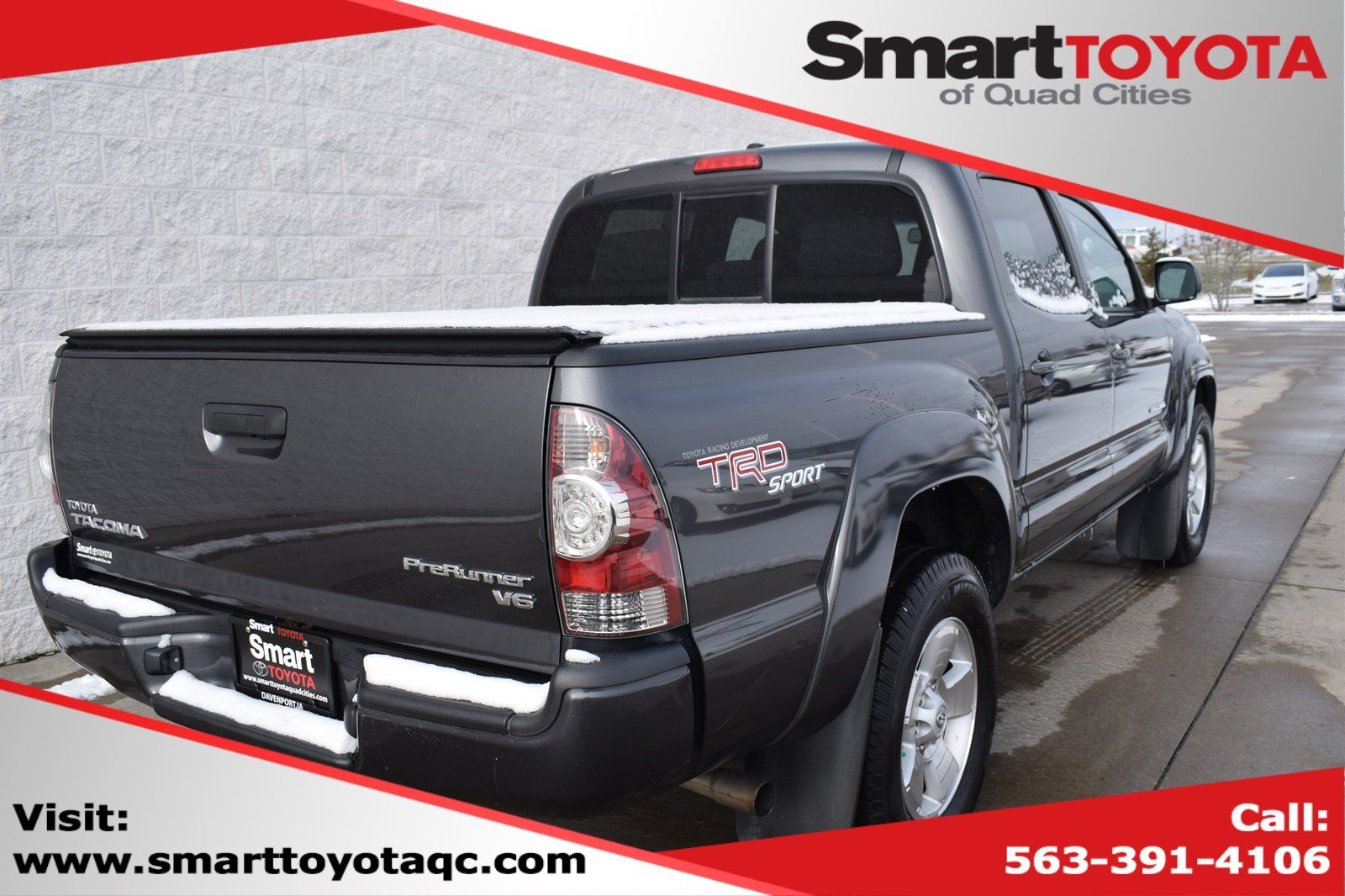 Pre-Owned 2011 Toyota Tacoma PreRunner