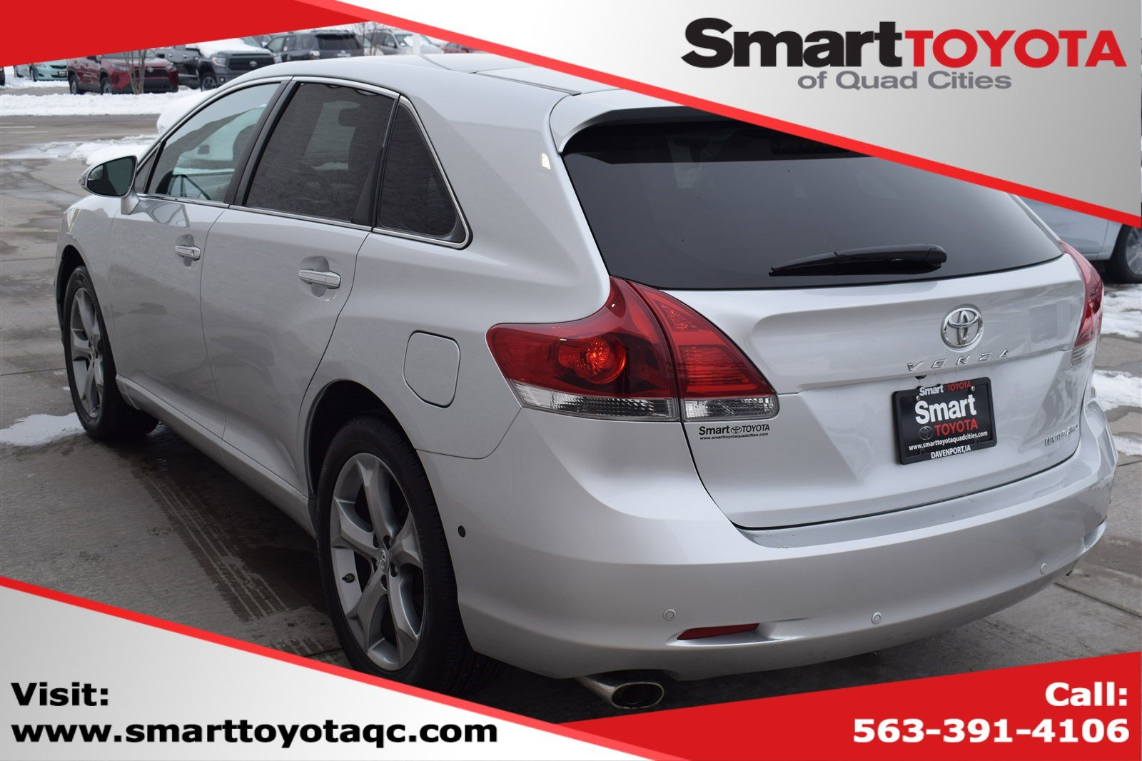 Pre-Owned 2014 Toyota Venza Limited