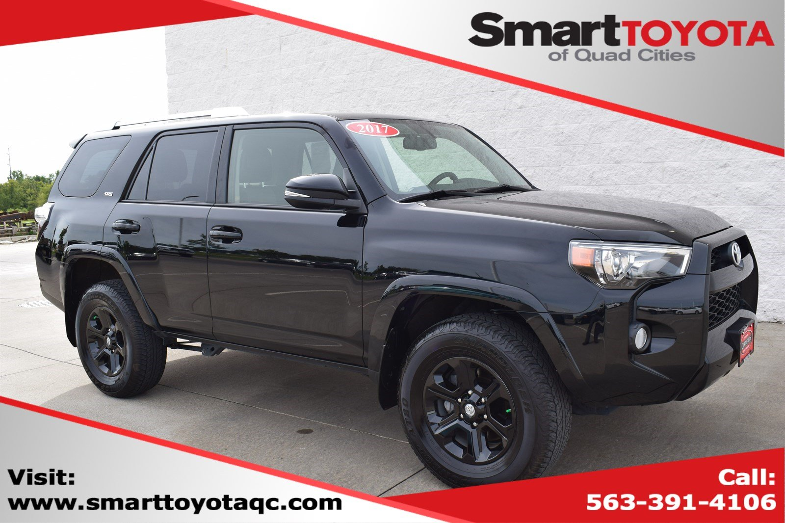 Certified Pre-Owned 2017 Toyota 4Runner SP