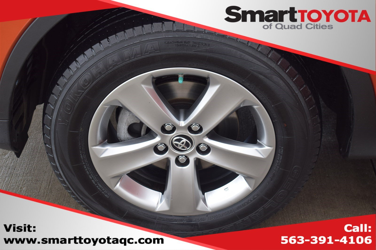 Certified Pre-Owned 2015 Toyota RAV4 SP