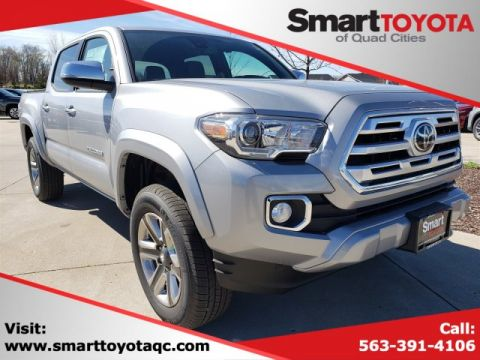 New 2019 Toyota Tacoma 4WD Limited