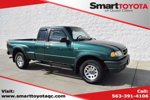 Pre-Owned 2001 Mazda B-Series 2WD Truck DS