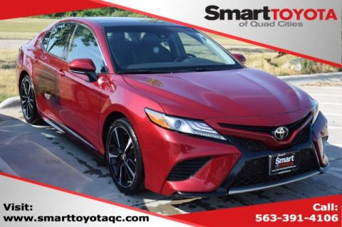 22 Certified Pre-Owned Toyota s in Stock | Smart Toyota of Quad Cities