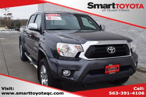 Certified Pre-Owned 2015 Toyota Tacoma Limited