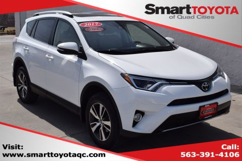 Certified Pre-Owned 2017 Toyota RAV4 SP