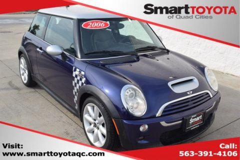 Pre-Owned 2006 MINI Cooper Hardtop S